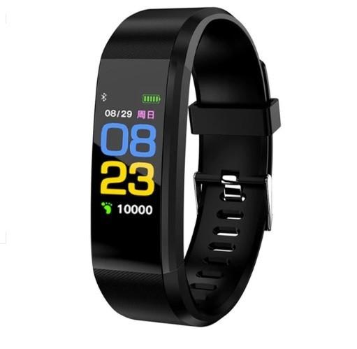 Bratara Fitnes Smartband, BLUETOOTH, OLED, IP67, RITM CARDIAC, NOTIFICARI APELURI, APLICATII, imagine techstar.ro 2021