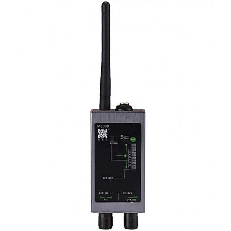Detector de camere si microfoane spion profesional iUni M8000