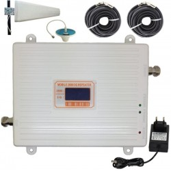 Amplificator semnal GSM 4G / 3G iUni, 2100 / 2600 MHz, Digital
