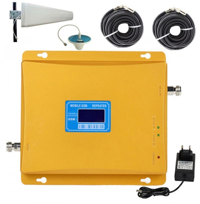 Amplificator semnal GSM iUni KW17A-GSM, 900 MHz, Digital