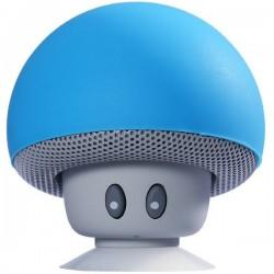Boxa Portabila Bluetooth iUni DF17, 3W, Apeluri Handsfree, USB, Albastru