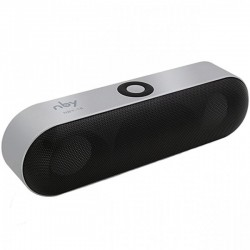 Boxa Portabila Bluetooth iUni DF19, 3W, USB, TF CARD, AUX-IN, Gri-Negru