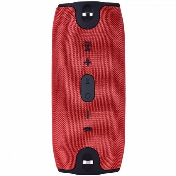 Boxa Portabila Bluetooth iUni DF20, 3W, USB, TF CARD, AUX-IN, Rosu