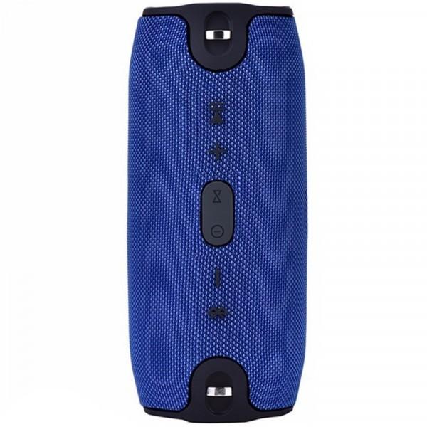 Boxa Portabila Bluetooth iUni DF20, 3W, USB, TF CARD, AUX-IN, Albastru imagine techstar.ro 2021