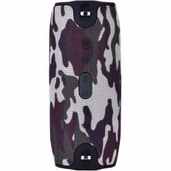 Boxa Portabila Bluetooth iUni DF20, 3W, USB, TF CARD, AUX-IN, Army