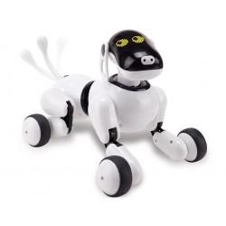 Robot Catel interactiv iUni Smart-Dog Puppy Go, 12 comenzi vocale