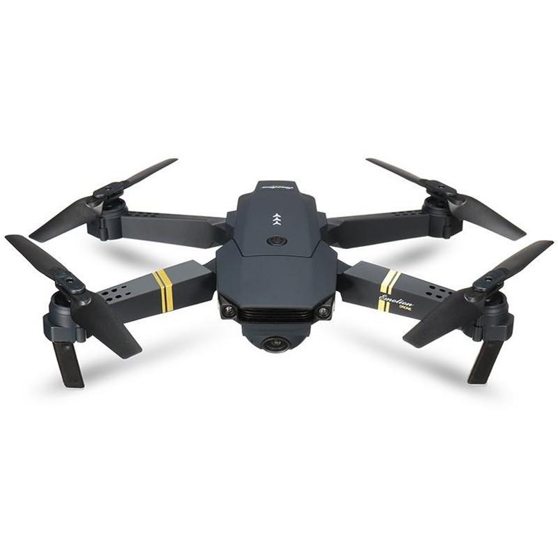 Drona iUni N58, Brate Pliabile, WiFi, Camera 2MP, Transmisie Live pe Telefon, Negru imagine techstar.ro 2021
