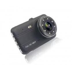 Camera Video Auto Novatek T800 DUBLA 8 Led-uri Infrarosu Full HD