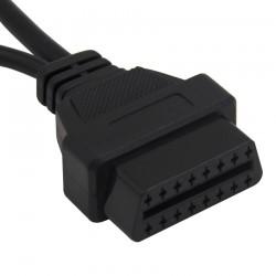 Cablu Adaptor OBD2 in Audi 2x2