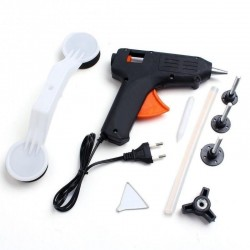 Kit pentru reparare caroserie auto indreptat lovituri tabla / plastic