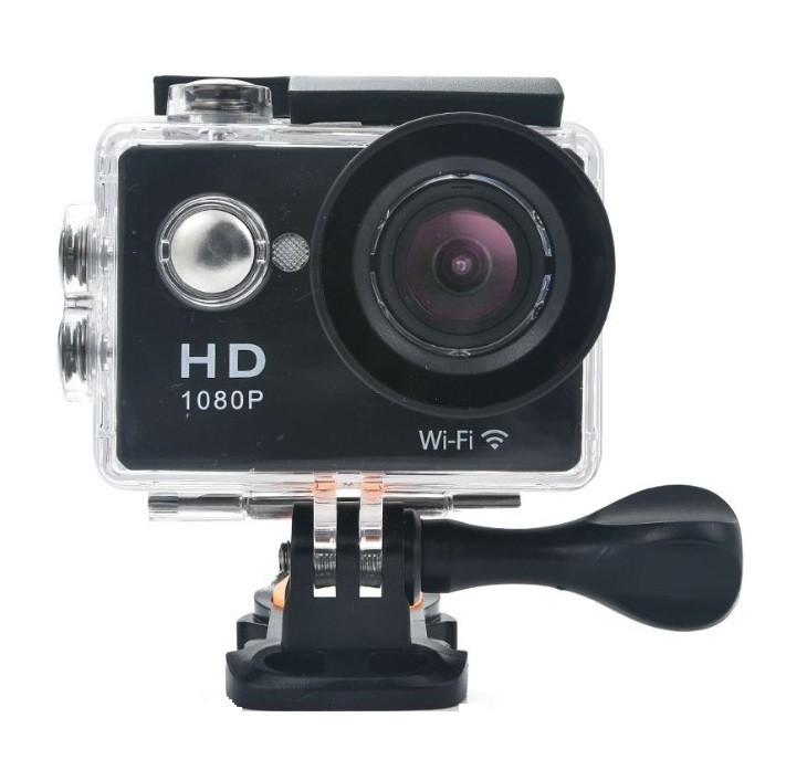 Camera Video Sport Action Cam Eken W9S cu Wi-Fi Display 2 Inch cu Filmare FullHD si 4K, Waterproof