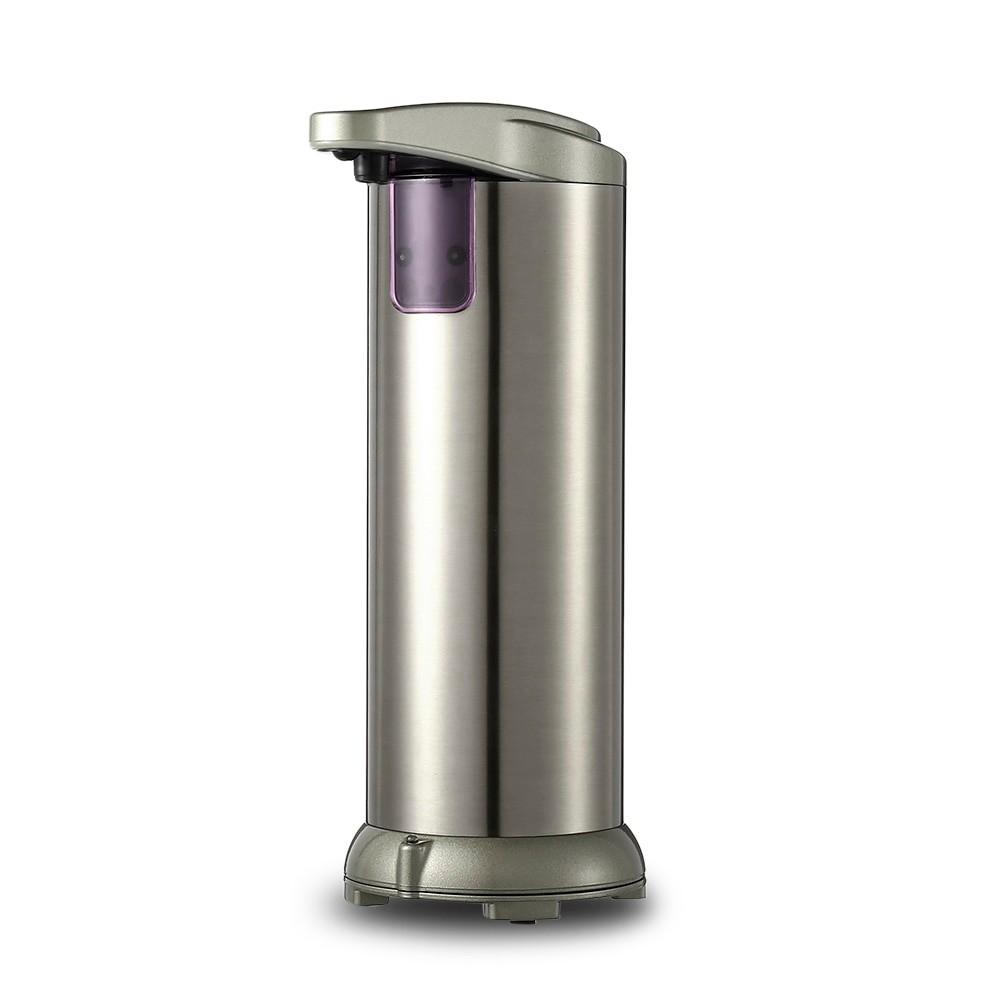 Dispenser Dozator de Sapun Lichid, Metalic, cu Senzor, Capacitate 280 ML imagine techstar.ro 2021