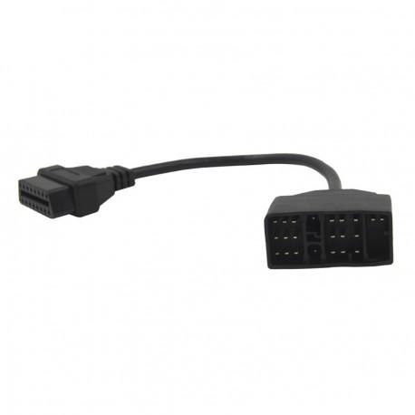 Cablu Adaptor OBD2 in Toyota 22pin