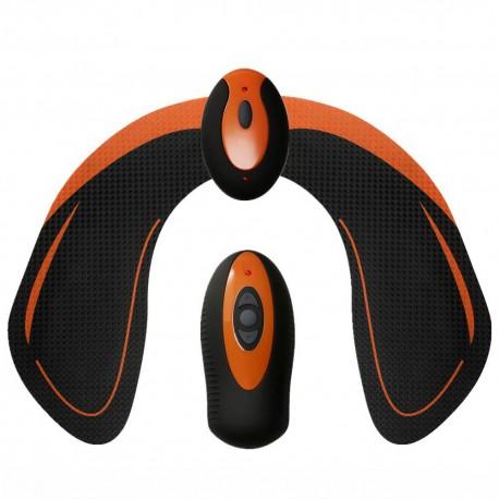 Aparat smart fitness EMS tonifiere muschi pentru posterior cu electrostimulare