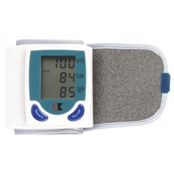 Tensiometru Digital Tip Bratara cu Masurare Cardiaca Automata