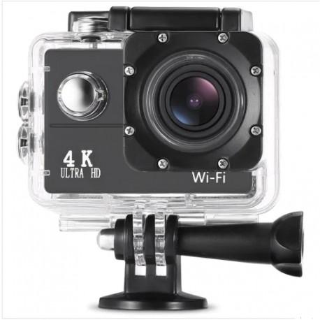 Camera Sport ActionCam F60 Ultra HD 4K 30 fps Ecran 2inch Negru