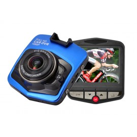 Camera Auto DVR Black Box Novatek C900 1080p FullHD 12MPx Blue