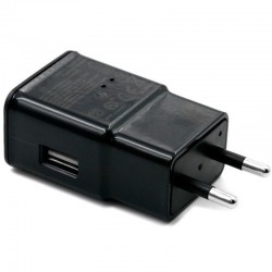Incarcator USB cu Camera Spion iUni SpyCam IP1000, Full HD 1080p, Wireless, Audio-Video, P2P, Memorie 64GB