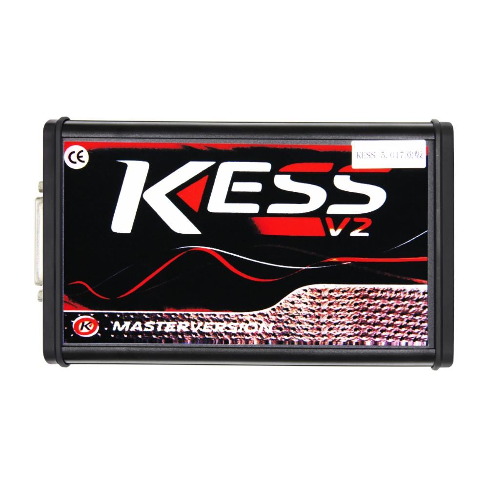 Tuning Kit Auto Kess Multimarca V2.47 OBD2 Firmware V5.017 ECU Programmer Fara Limitare Tokenuri