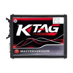 Tuning Kit Auto Multimarca KTAG 7.020 ECU Programmer Tool Master Soft V2.23 Fara Limitare Tokenuri