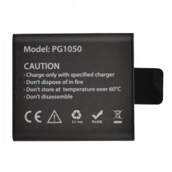 Acumulator Reincarcabil PG1050, compatibil cu EKEN, SJCAM, si orice Camera Sport OEM, Li-Ion 1050mAH