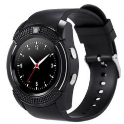 Ceas Smartwatch V8 HandsFree Bluetooth 3.0 Micro SIM Android Waterproof Camera 1.3MP