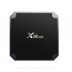 Mini PC Tv Box X96 Mini Android 7.1 UHD 4k, 1gb RAM DDR3, 8GB ROM, Quad-Core 2ghz 64Bit Telecomanda