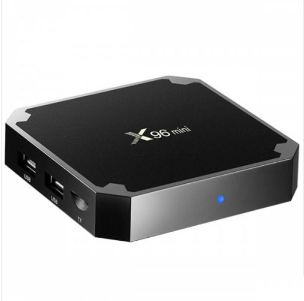 Mini PC Tv Box X96 Mini Android 7.1 UHD 4k, 2gb RAM DDR3, 16GB ROM, Quad-Core 2ghz 64Bit Telecomanda imagine techstar.ro 2021