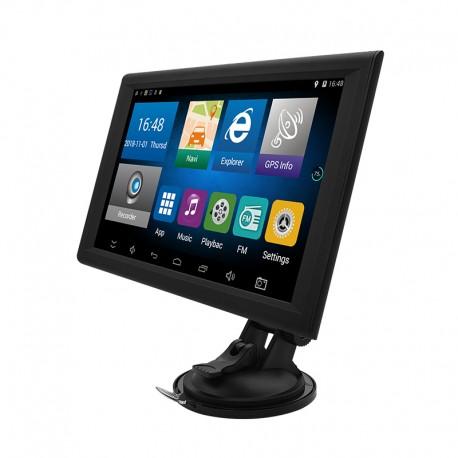 GPS Auto Techstar Premium Navigator Android 512 Ram Display 9Inch FullHD Wi-FI Camera Harti Incluse Gratuit 2019