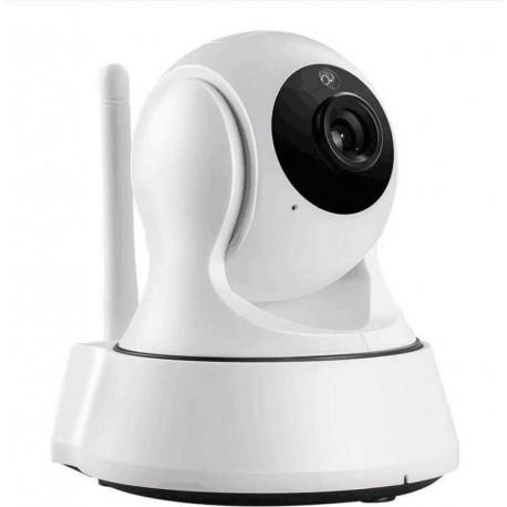 Camera de Supraveghere Interior IP Pan/Tilt Smart Wireless Wi-Fi RL-23 HD 720P Android si IoS