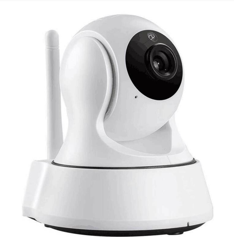 Camera De Supraveghere Interior Ip Pan/tilt Smart Wireless Wi-fi Techstar® Rl-23 Hd 720p Android Si Ios