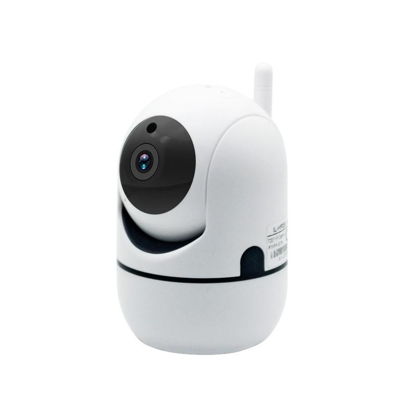 Camera de Supraveghere Interior IP Pan/Tilt Smart Wireless Wi-Fi Techstar® RL27 HD 720P Android si IoS
