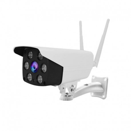Camera de Supraveghere Exterior/Interior IP RP700 FULLHD 1080P Wi-Fi Nightvision Android IoS Windows