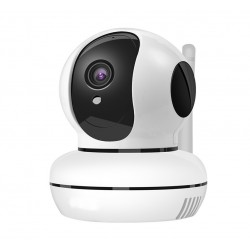 Camera de Supraveghere Interior IP Pan/Tilt Smart Wireless Wi-Fi Techstar® RL18 FULLHD 1080P Android si IoS