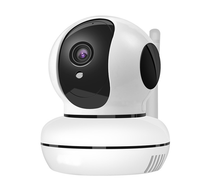 Camera de Supraveghere Interior IP Pan/Tilt Smart Wireless Wi-Fi Techstar® RL18 FULLHD 1080P Android si IoS imagine techstar.ro 2021
