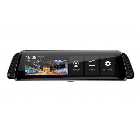 Camera Video Auto Premium Tip Oglinda L660 Dubla Full HD Ecran TouchScreen 10'' 12MP Unghi 170 Grade