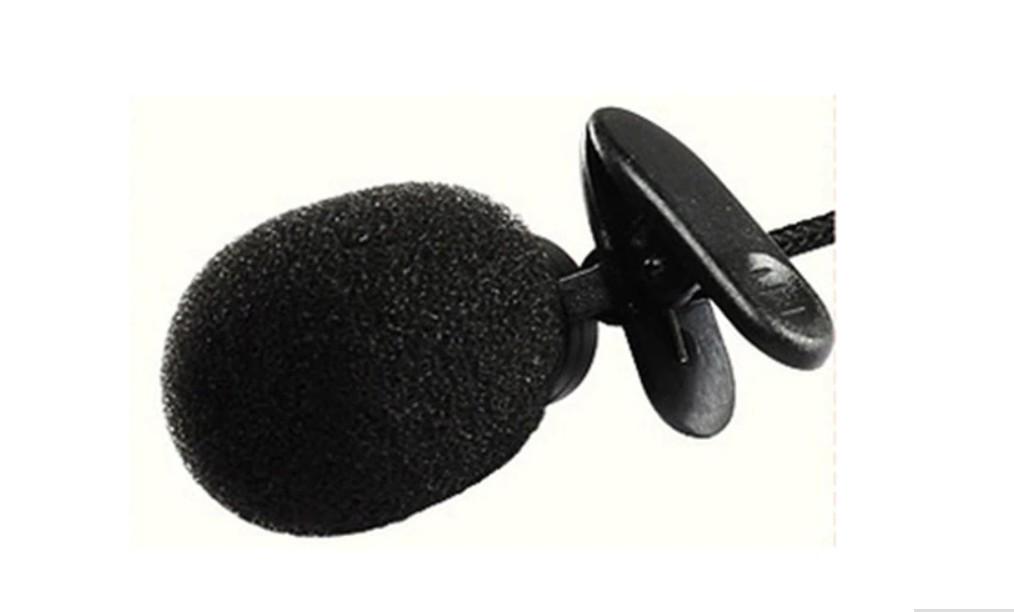 Microfon Mini Universal Lavalier Portabil cu Jack 3.5mm pentru Conferinte, Studio, PC, Android, IoS imagine techstar.ro 2021