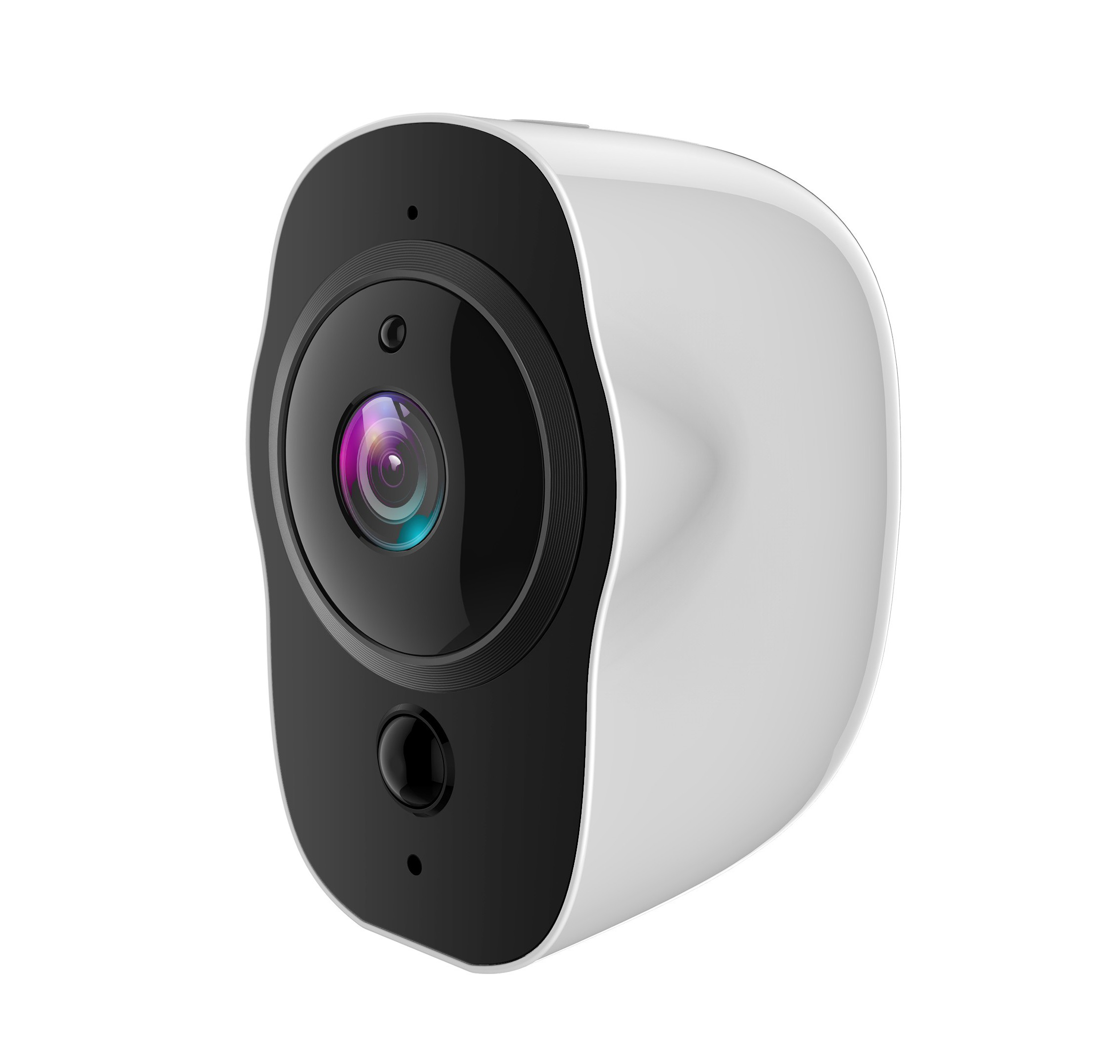 Camera de Supraveghere Interior IP Pan/Tilt Smart Wireless Wi-Fi Techstar® RL113 FULLHD 1080P IR Android & IoS, 4000mAh