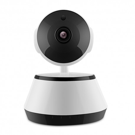Camera de Supraveghere Interior IP Wireless Techstar® RL-21 Pan / Tilt HD 720P Leduri Infrarosu IoS si Android
