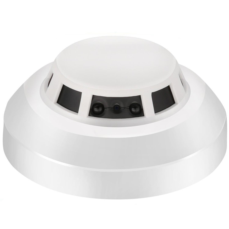 Detector de fum cu Camera Spion iUni SpyCam D155 WiFi