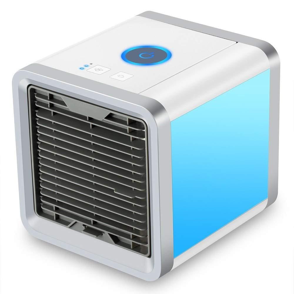 Mini Ventilator cu Apa Portabil Techstar® Personal 10W Umidificator cu Alimentare prin USB pentru Birou si Acasa imagine techstar.ro 2021