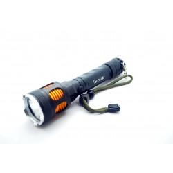 Lanterna Tactica Profesionala Police SF47 XML T6 800 Lumeni 10W Acumulatori Inclusi