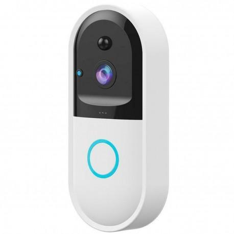 Sonerie smart iUni B50, Wireless, Senzor de Miscare, Speaker, Microfon, Night Vision