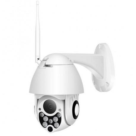 Camera supraveghere IP iUni YCC365, WiFi, Night Vision, Senzor miscare
