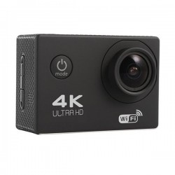 Camera Video Sport 4K iUni Dare 85i, WiFi, mini HDMI, 2 inch LCD, Negru