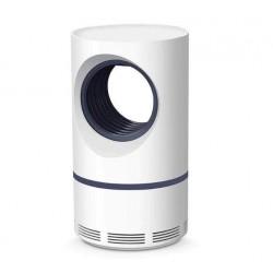Lampa USB BG-360 Techstar® cu Leduri Anti Insecte Capcana cu Ventilator Silentioasa pentru Interior