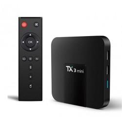 Mini PC TV Box S905W Android 7.1 1GB RAM 8 GB ROM Procesor Quad Core Wi-Fi HDMI Ethernet