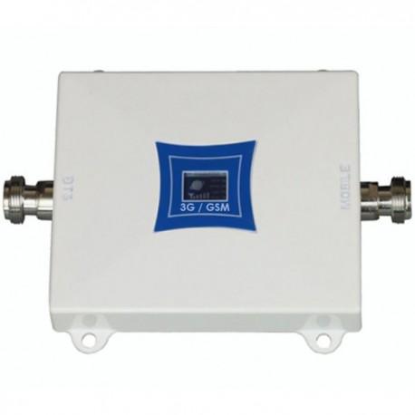 Amplificator semnal GSM 3G iUni KW17W-GD, 900 / 2100 MHz, Digital, Small size