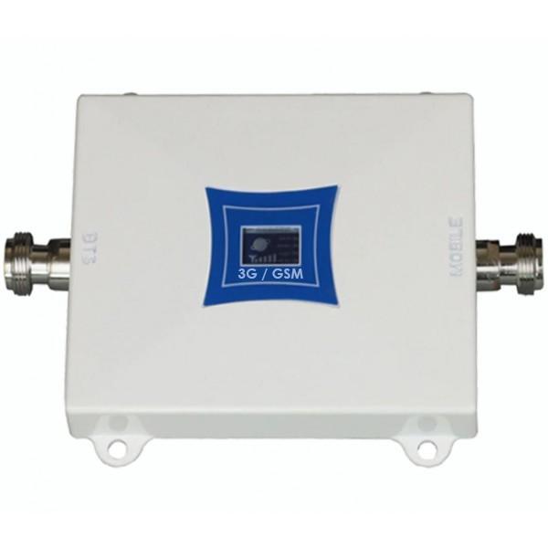 Amplificator semnal GSM 3G iUni KW17W-GD, 900 / 2100 MHz, Digital, Small size imagine techstar.ro 2021
