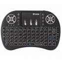 Tastatura Iluminata Wireless i8 Air Mouse cu Touchpad
